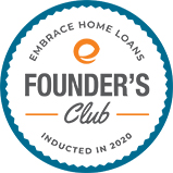 Embrace Home Loans Founders Club