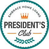 Presidents club logo